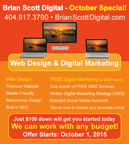 FREE Digital Marketing from Brian Scott Digital